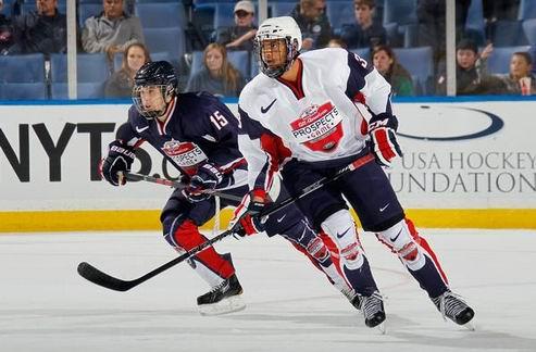 НХЛ. Драфт-2013: Колорадо готовится забрать Джонса