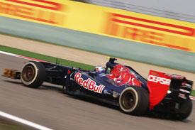 Формула-1. Риккьярдо верит в потенциал Торо Россо