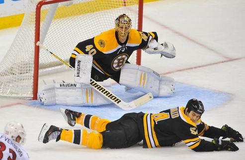 НХЛ. Бостон: контракт Раска зависит от игры в плей-офф