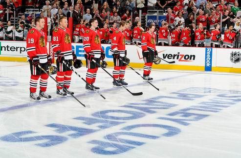 НХЛ. Чикаго и Питтсбург сыграют на открытом воздухе