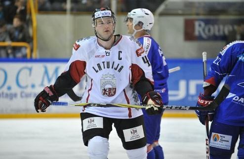 Латвия: три игрока из ПХЛ на ЧМ
