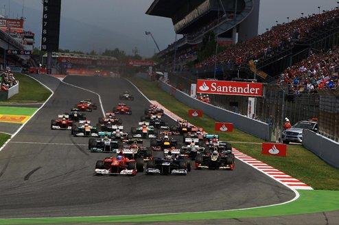 Формула-1. Гран-при Испании: Валенсия может провести гонку в следующем году