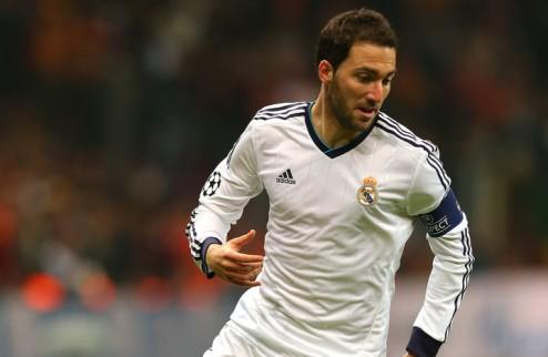 Marca: Ювентус готовит трансфер Игуаина