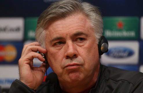 Реал начал переговоры с Анчелотти