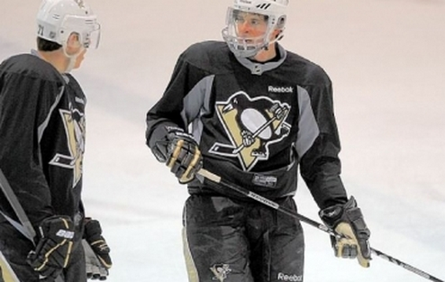НХЛ. Кросби вернулся в общую группу