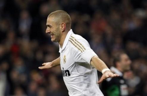 """Агент: """"Бензема не покинет Реал"""""""