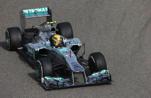 """Формула-1. Хэмилтон: """"Результаты на старте сезона вселяют в нас оптимизм"""""""