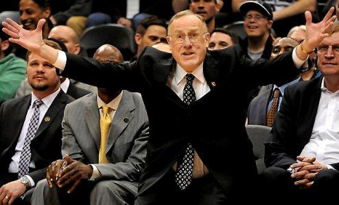 НБА. Сондерс надеется на Адельмана