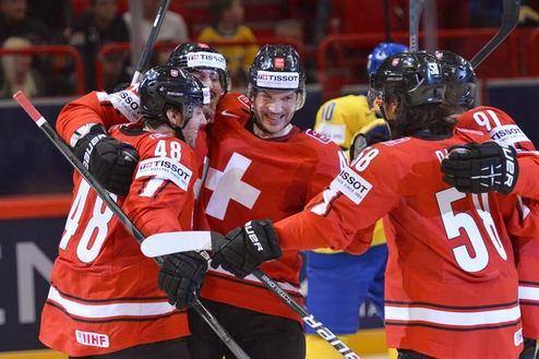 ЧМ. Швейцария шокирует Швецию