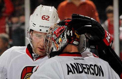 НХЛ. Защитник Оттавы дисквалифицирован на два матча