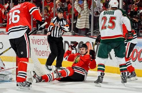 НХЛ. Шарп — первая звезда дня