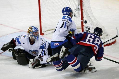 ЧМ. Финляндия засушила Словакию