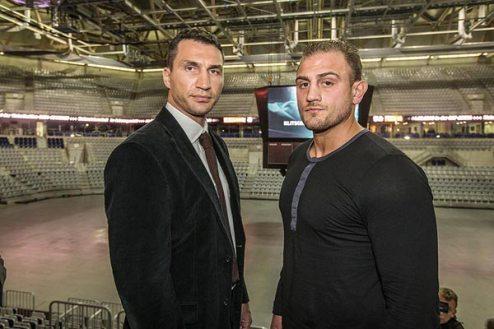 Посетители iSport.ua: Кличко нокаутирует Пьянету