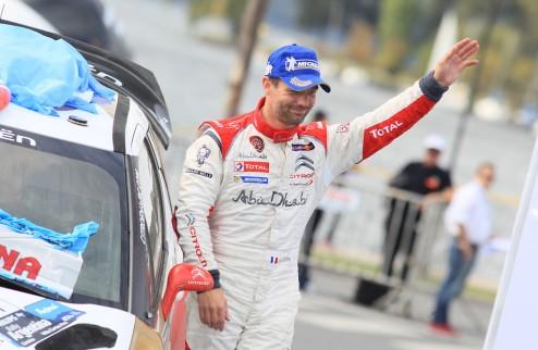 WRC. Леб завершает выступления на гравии