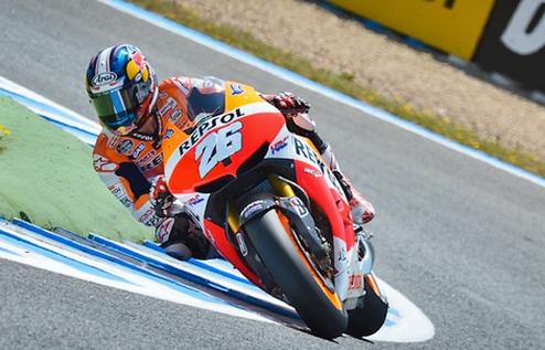 MotoGP. Гран-при Испании. Победный дубль Хонды