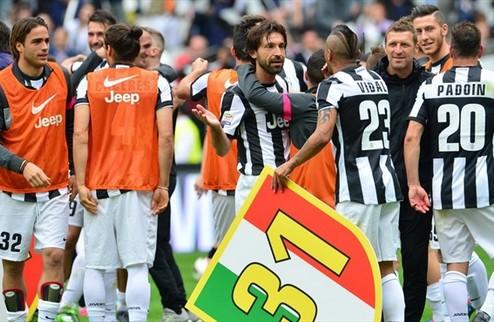 Ювентус оформил чемпионство, Милан победил, Клозе сделал покер