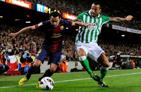 Барселона в шаге от чемпионства