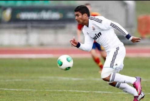 Агент: Реал хочет выкупить Каземиро