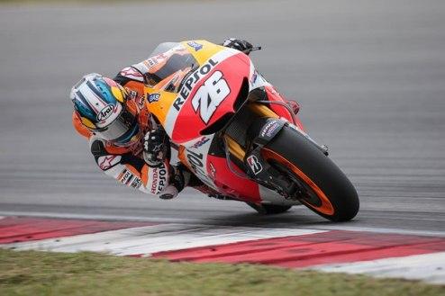 """MotoGP. Педроса: """"Прекрасная гонка"""""""