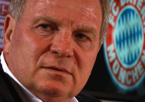 Бавария пока не будет увольнять Хенесса