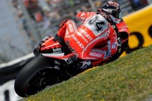 MotoGP. В Дукати протестировали новое шасси