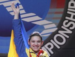 Тяжелая атлетика. Украинка Чибисова берет медаль на юниорском ЧМ