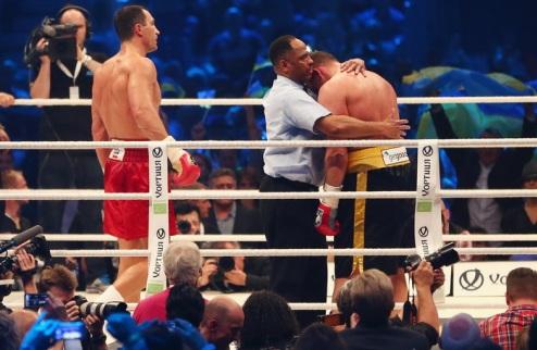 Бой Кличко-Пьянета посмотрело онлайн почти 60 тысяч украинцев