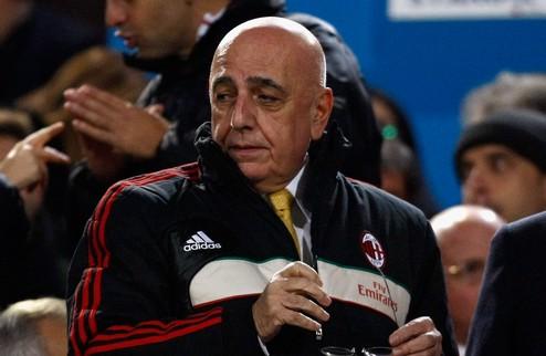 Галлиани: Пуйоль Милану не нужен