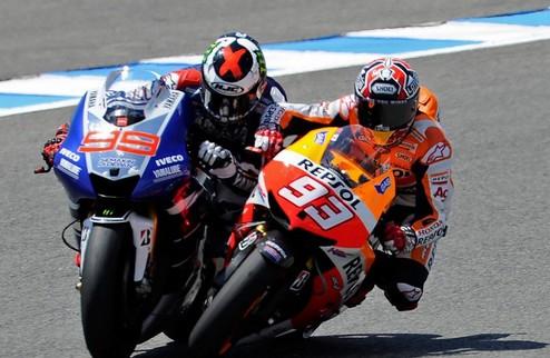 MotoGP. Конфликт Лоренсо — Маркес: мнения пилотов