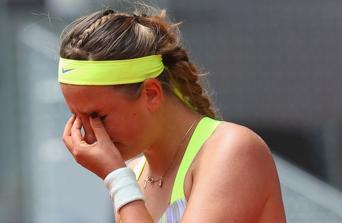 Мадрид (WTA). Азаренко и Квитова зачехляют ракетки, Иванович показывает характер