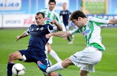 Райчевич может пропустить матч с Кривбассом