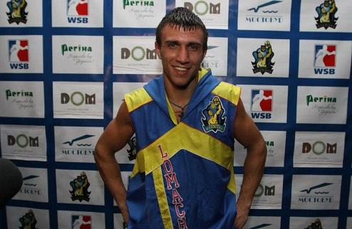 WSB. Ломаченко выйдет на ринг в финале
