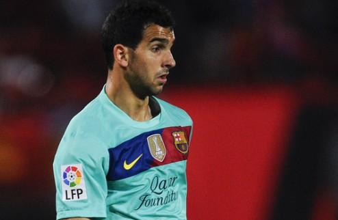 Барселона может отдать Монтойю Интеру