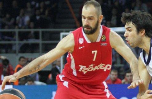 Евролига. Спанулис — MVP сезона