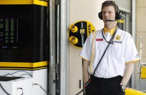Формула-1. Экс-технический директор Лотус близок к Феррари