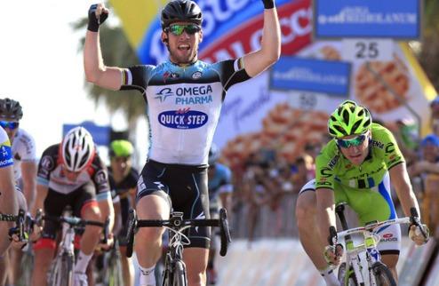 Джиро д'Италия. Кэвендиш делает дубль