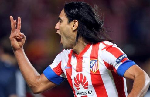 Атлетико отпускает Фалькао в Монако за 60 млн евро
