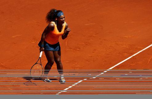 Мадрид (WTA). Уильямс и Шарапова продолжают сражаться за корону