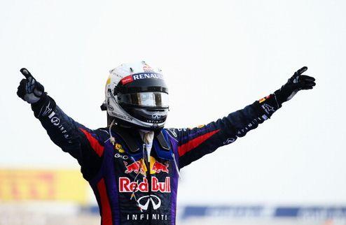 Формула-1. Гран-при Испании. Феттель выигрывает вторую практику