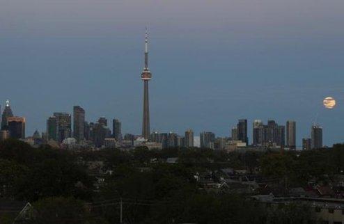 Торонто претендует на ОИ-2024
