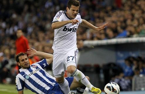 Реал обеспечил чемпионство Барселоне