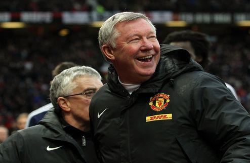 Фергюсон — фаворит на звание лучшего тренера года в Англии