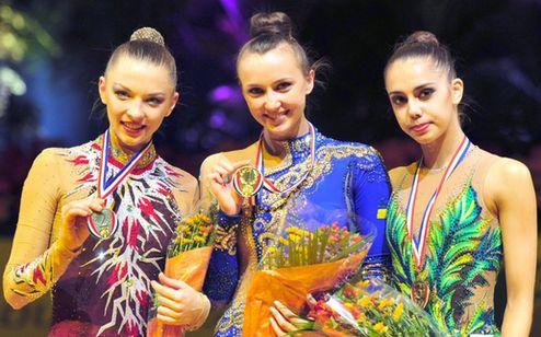 Художественная гимнастика. Ризатдинова побеждает во Франции