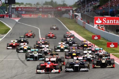 Формула-1. Гран-при Испании. Как это было