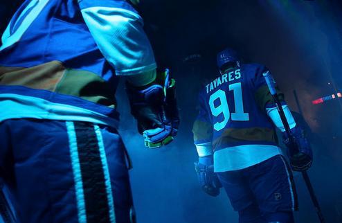 """НХЛ. Таварес: """"Достойно противостояли Питтсбургу"""""""