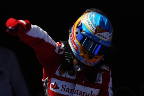 Формула-1. Триумф Феррари и Райкконена в Испании. ФОТО