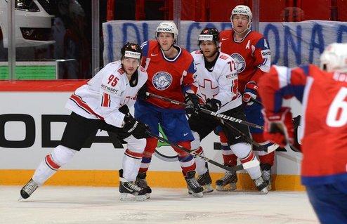 ЧМ. Швейцария дарит надежду Чехии