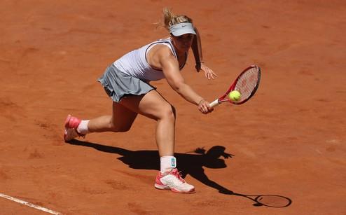 Рим (WTA). Винус и Скьявоне уступают дорогу молодым