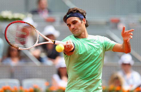 """Федерер: """"Я голоден и мотивирован"""""""