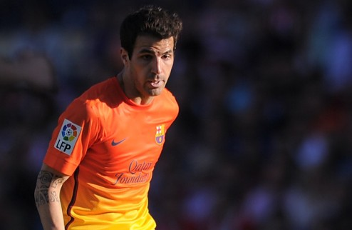 Фабрегас: МЮ или Арсенал?